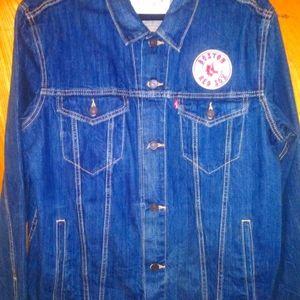 Boston Red Sox Vintage Levi's Jacket XL